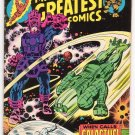 Marvel Greatest Comics #56 - Stan Lee Jack Kirby Marvel Comics 1975