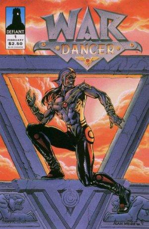 War Dancer Issue #1 - Jim Shooter Defiant Comics 1994