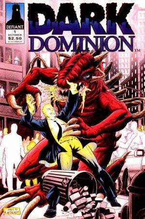 Dark Dominion Issue #1 - Len Wein Defiant Comics 1993