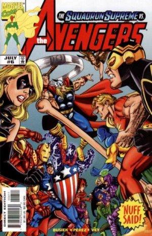 The Avengers Issue #6 - Kurt Busiek Marvel Comics 1998