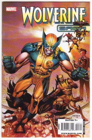 Wolverine Saga Promo Comic Book - Frank Miller Mike Mignola Art Adams 2009