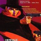 Heritage Comic Books Original Art Catalog 821 August 2006 Steranko Starlin Kane