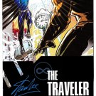 Stan Lee The Traveler Issue #1 Exclusive Variant Cover - NEW Boom Comics 2010