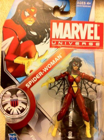 Marvel Universe Spider Woman