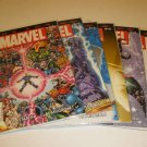Marvel The End 1-6 NM collection (2003 Thanos)