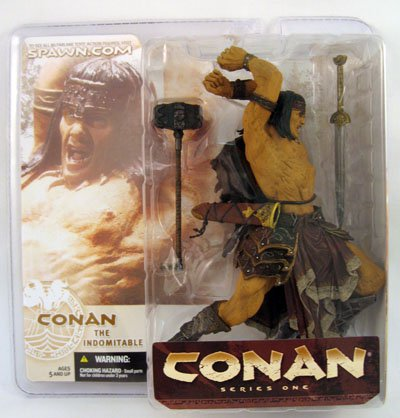 Conan the Indomitable (McFarlane Series 1)