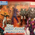Marvel Universe Team Packs - The West Coast Avengers [Mockingbird, Hawkeye & War Machine]