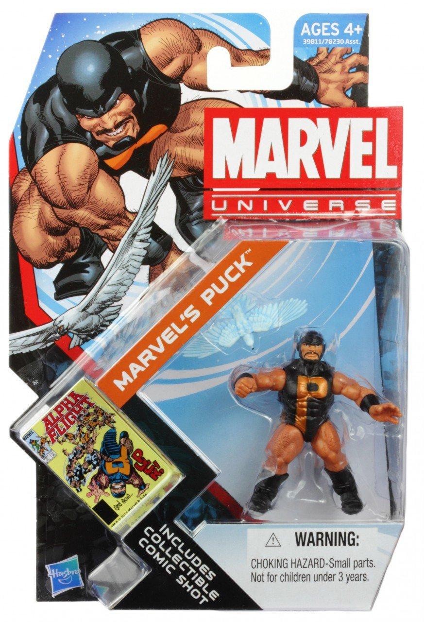 Marvel Universe Puck