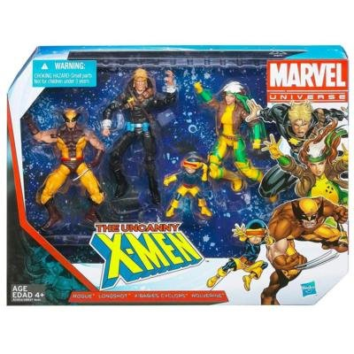 Marvel Universe Team Packs - Uncanny X-Men