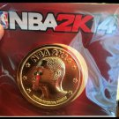 E3 2014 NBA 2K14 KEVIN DURANT Exclusive COIN and DIAMOND CODE ps4 xbox one