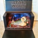 SDCC 2014 Hasbro Exclusive Star Wars Jabba the Hutt with Salacious Crumb Black Series