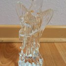 Waterford Crystal Nativity Angel Figurine with Harp, 1994