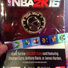 E3 2015 Exclusive NBA 2K15 Ruby card code