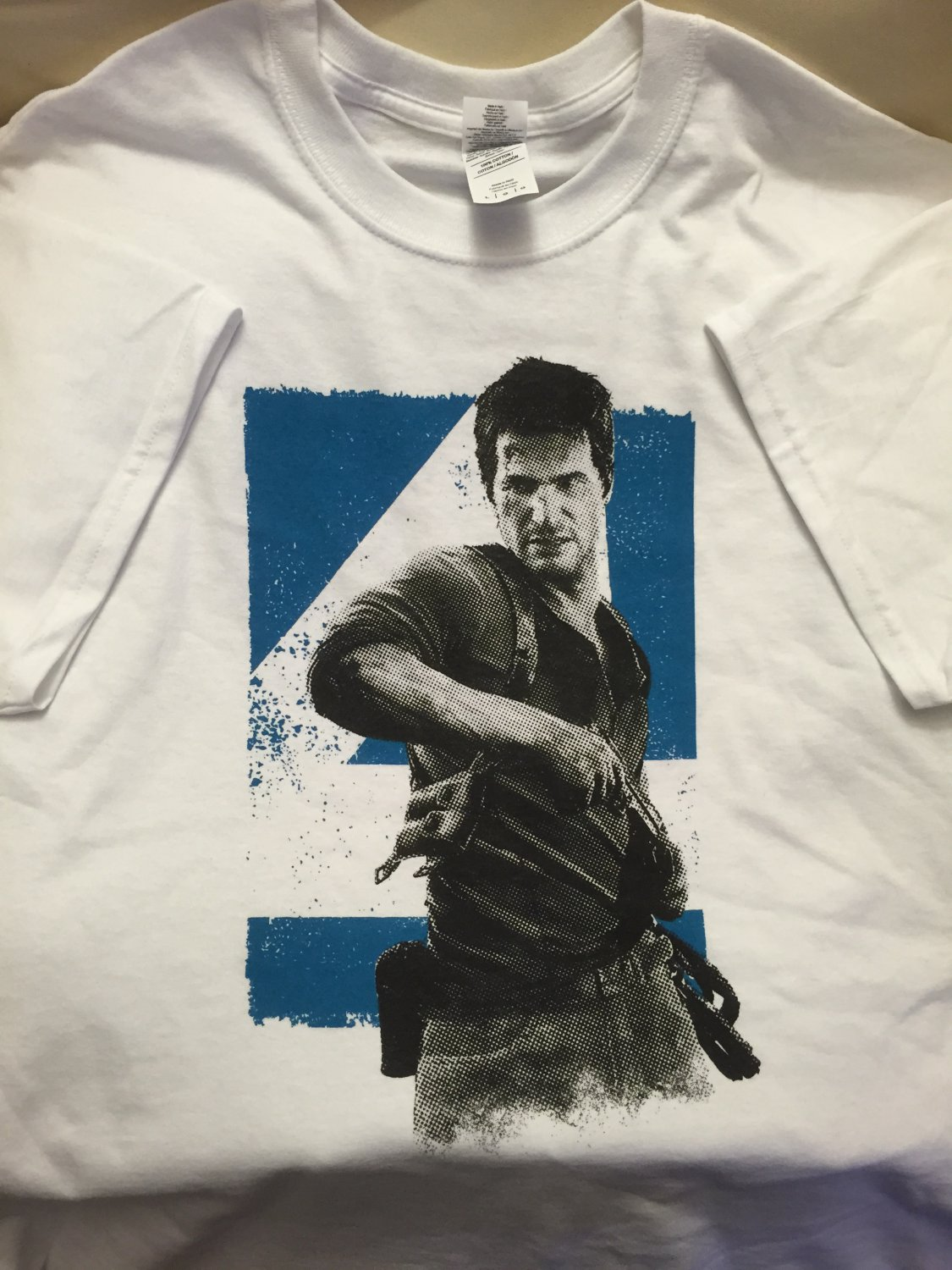 E3 2015 Exclusive Uncharted 4, A Thief's End T-shirt