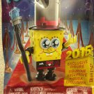 SDCC 2015 Mega Bloks Exclusive Sponge Bob Square Pants Figure