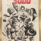 SDCC 2015 Exclusive Guardians 3000 Variant Edition