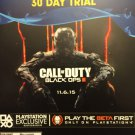 SDCC 2015 PlayStation Plus 30 Day Trial code
