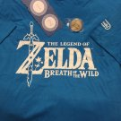 E3 2016 Exclusive Nintendo Legend of Zelda Breath Of The Wild Coin, T-Shirt, and Ticket