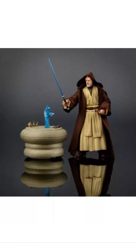SDCC 2016 Hasbro Exclusive Star Wars Black Series Obi-Wan Kenobi figure