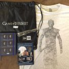 SDCC 2016 - Game of Thrones Swag Bag (T-shirt, notebook, bag, pen, catalog)