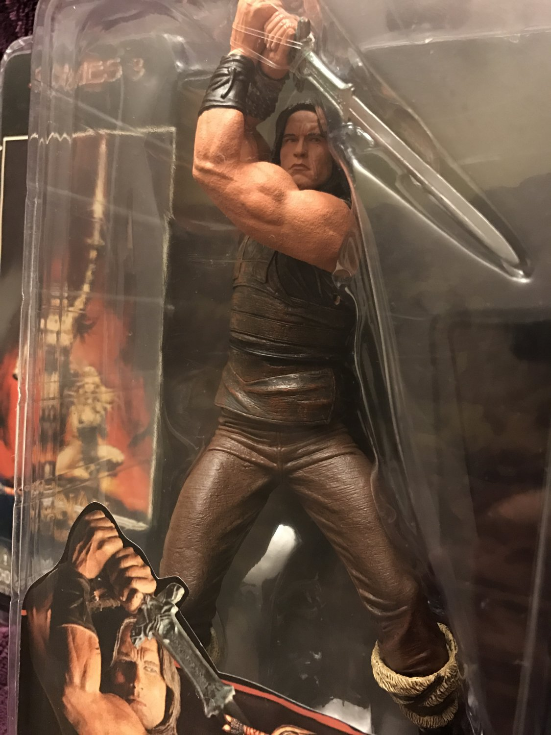 Conan the Barbarian: Temple of the Serpent Series 3 - 7'' figure by Neca