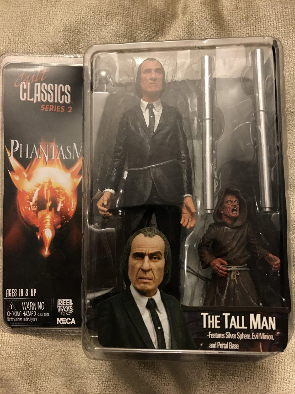 Phantasm - The Tall Man NECA Cult Classics Series 2