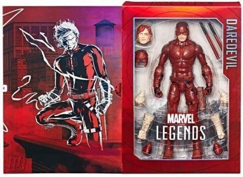 SDCC 2017 Hasbro Exclusive Daredevil Marvel Legends