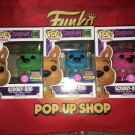 SDCC 2017 Funko Pop! Flocked Scooby Doo Exclusive