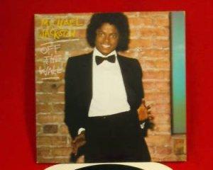 OFF THE WALL, Original 1979 VINYL LP by MICHAEL JACKSON