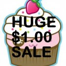 Huge $1.00 Sale Enchanted tags-Qty 18