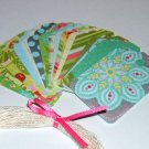 Gift Tag set- Sweet Nectar - Qty 18