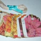 Gift Tag set-Cottage Garden - Qty 24