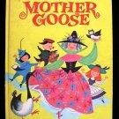 The Merry Mother Goose Ruth Ruhman Nursery Rhymes 1968