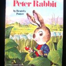 The Tale of Peter Rabbit Big Golden Book Vintage Ruth