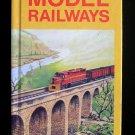 Model Railways Cyril Freezer Meadway Hobbies Trains HC