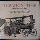 Thrasin Time Harvest Days Dakotas David Weitzman HCDJ