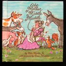 Old Mother Middle Muddle Bill Martin Madden Farm Animal