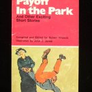 Payoff in the Park Short Stories Vitarell Jones SC 1972