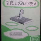 The Explorer Book Trails Snoopy the Bookworm Magazine