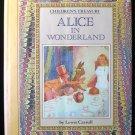 Alice in Wonderland Children's Treasury Carroll HCDJ