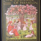 The Pied Piper of Hamelin Browning Kate Greenaway