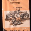 Outlaws of Empty Poke Halleran Vintage Western HCDJ