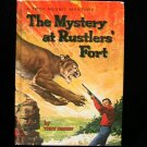 The Mystery at Rustlers Fort Troy Nesbit Cougar 1964 HC