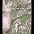 Little Wolf Ann McGovern Nola Langner Indian Boy 1965