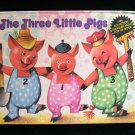 The Three Little Pigs Treasure Hour Pop Up Big Bad Wolf