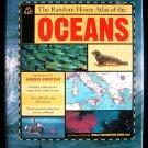Random House Atlas of the Oceans Jacques Cousteau HCDJ