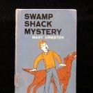 Swamp Shack Mystery Urmston Paull Vintage HC 1959