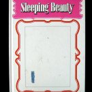 Sleeping Beauty Giant 3D Fairy Tale Bedtime Vintage HC