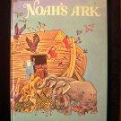 Noah's Ark Tibor Gergely Giant Golden Book Bible Story