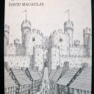 Castle David Macualay 13th Centry Wales Vintage HCDJ